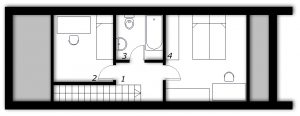 Loft Prefabricated house ek 008