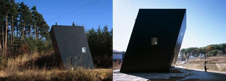 Atelje za kaligrafa, Kochi arhitekti, gora Yatsugatake, Japonska, 2009