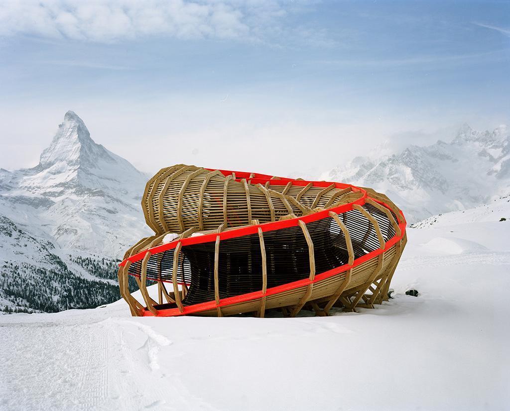 Evolver, studio Alice, Zermatt, Švica