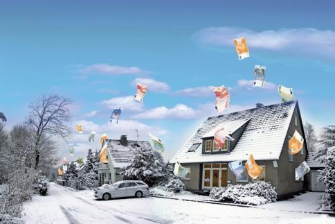 Najpogostejše napake pri ogrevanju doma