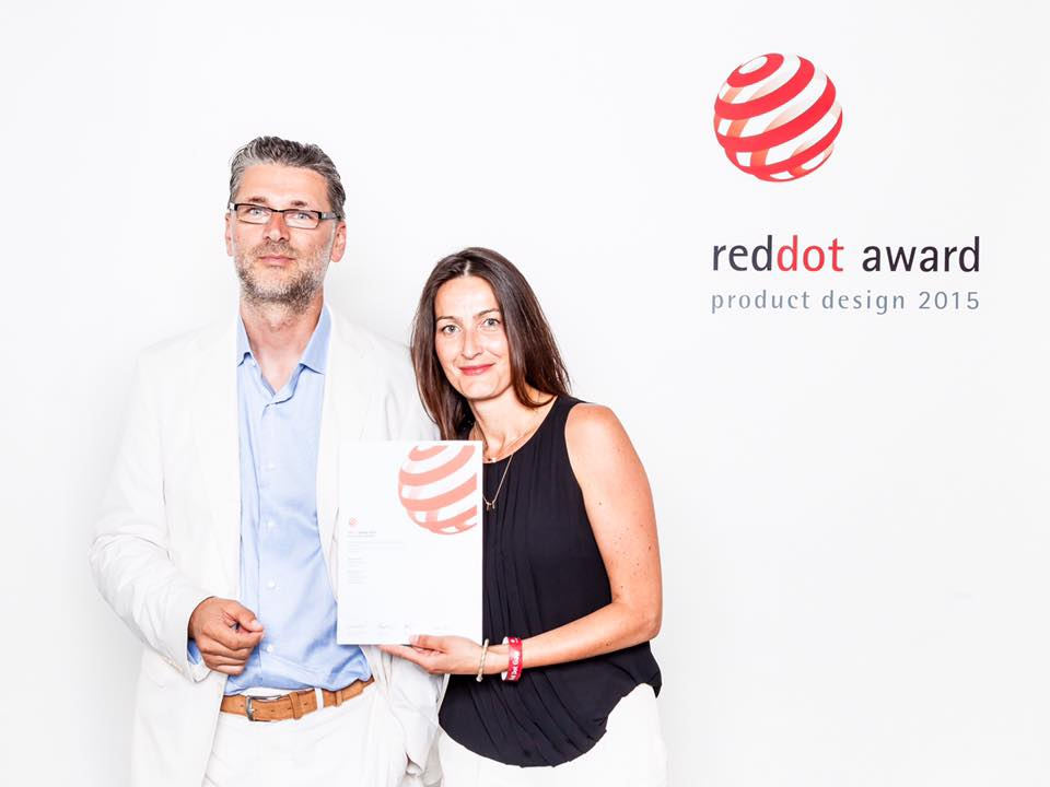 Essen, RedDot Gala 2015