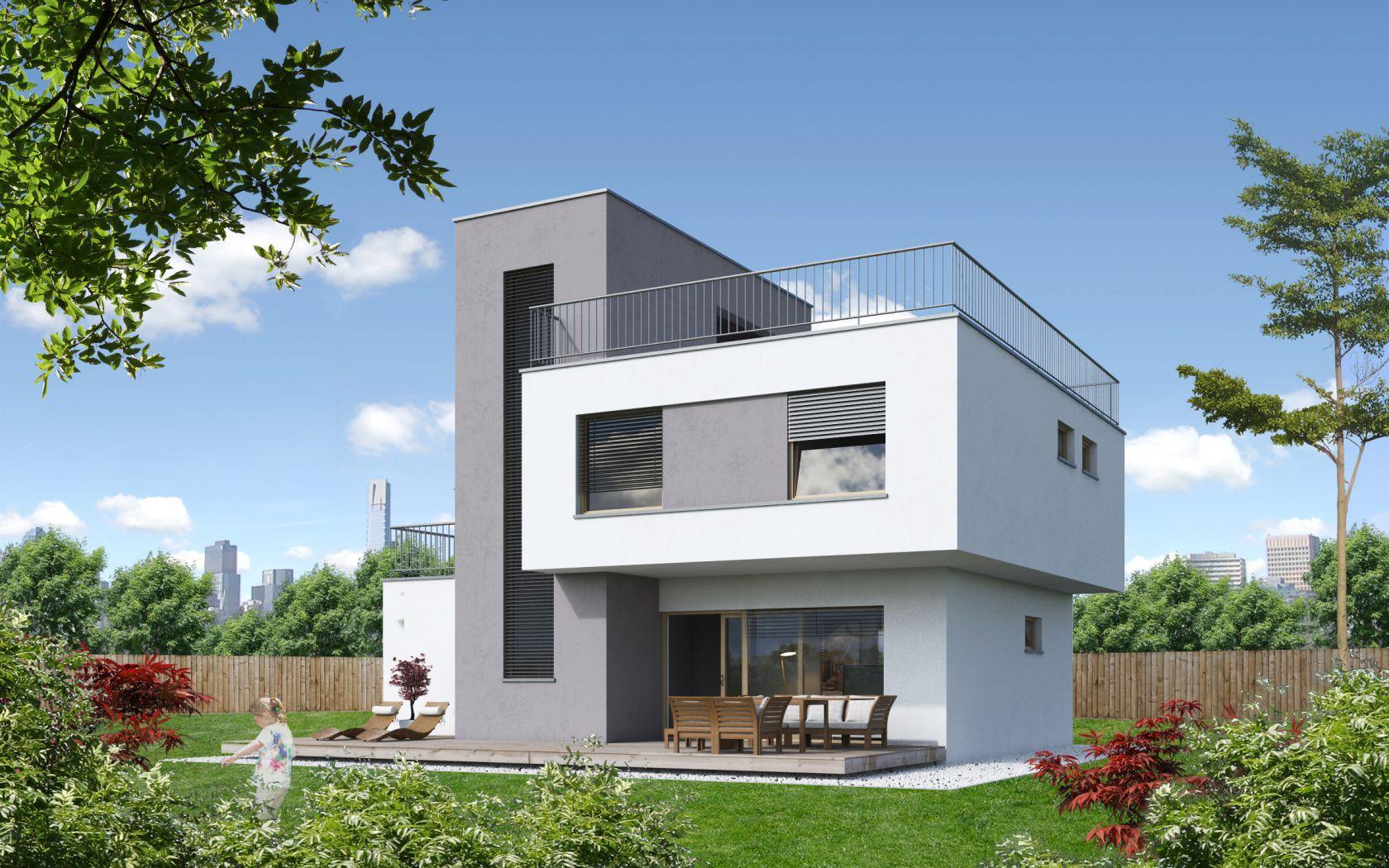 Prefabricated house ek 040